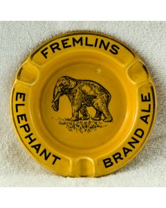 Fremlins Ltd Ceramic Ashtray