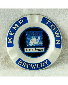 Kemp Town Brewery (Brighton) Ltd Ceramic Ashtray
