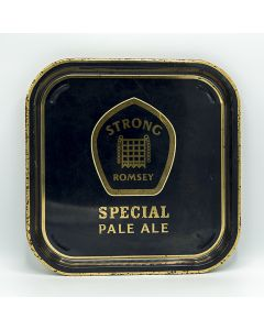 Strong & Co of Romsey Ltd Square Tin