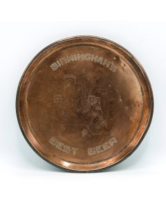 Holt Brewery Co Ltd Round Copper