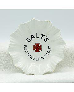 Thomas Salt & Co Ltd Ceramic Ashtray