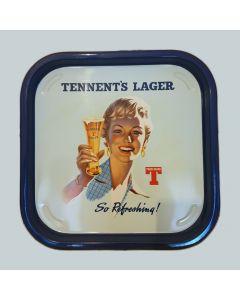 J. & R.Tennent Ltd SquareTin