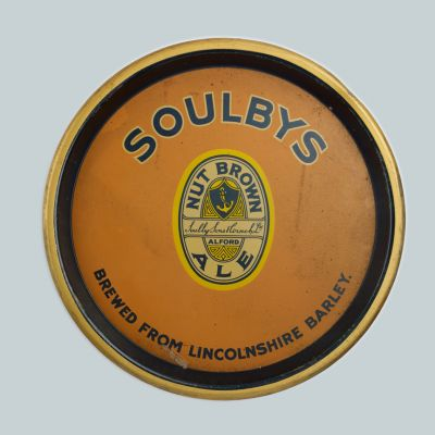 Soulby, Sons & Winch Ltd Round Black Backed Steel