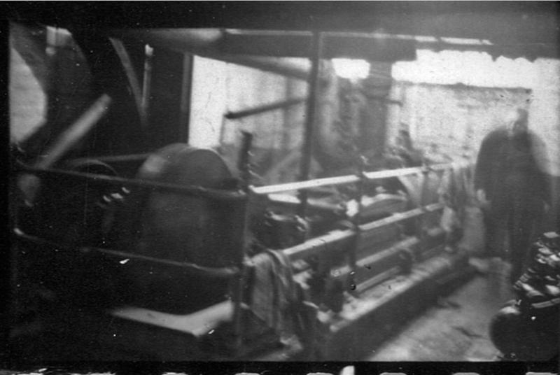 Harold Guest - Engine Stoker