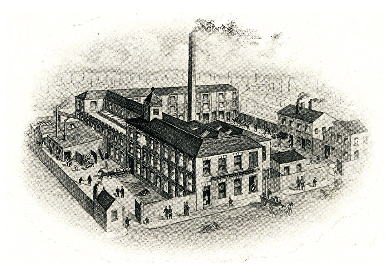 View Of The National Works In Smethwick
