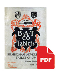 PDF 1907 Catalogue