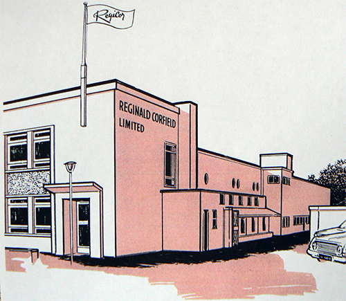 Redhill Factory