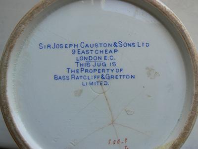 Jug Base - Eastcheap