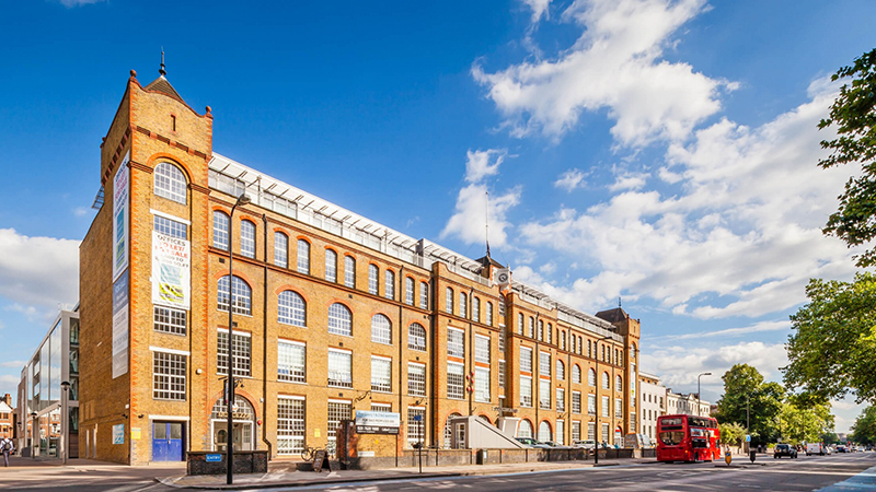 Luxury Apartments Stockwell Printing Works