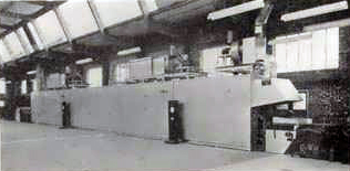 LPG Printing Machine In Redhill Factory