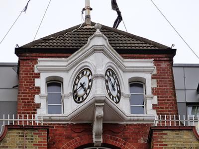 Renovated Clock