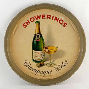 Showerings Ltd Cider Tray